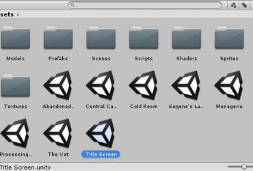 Chuyển Scene siêu nhanh trong Editor Unity
